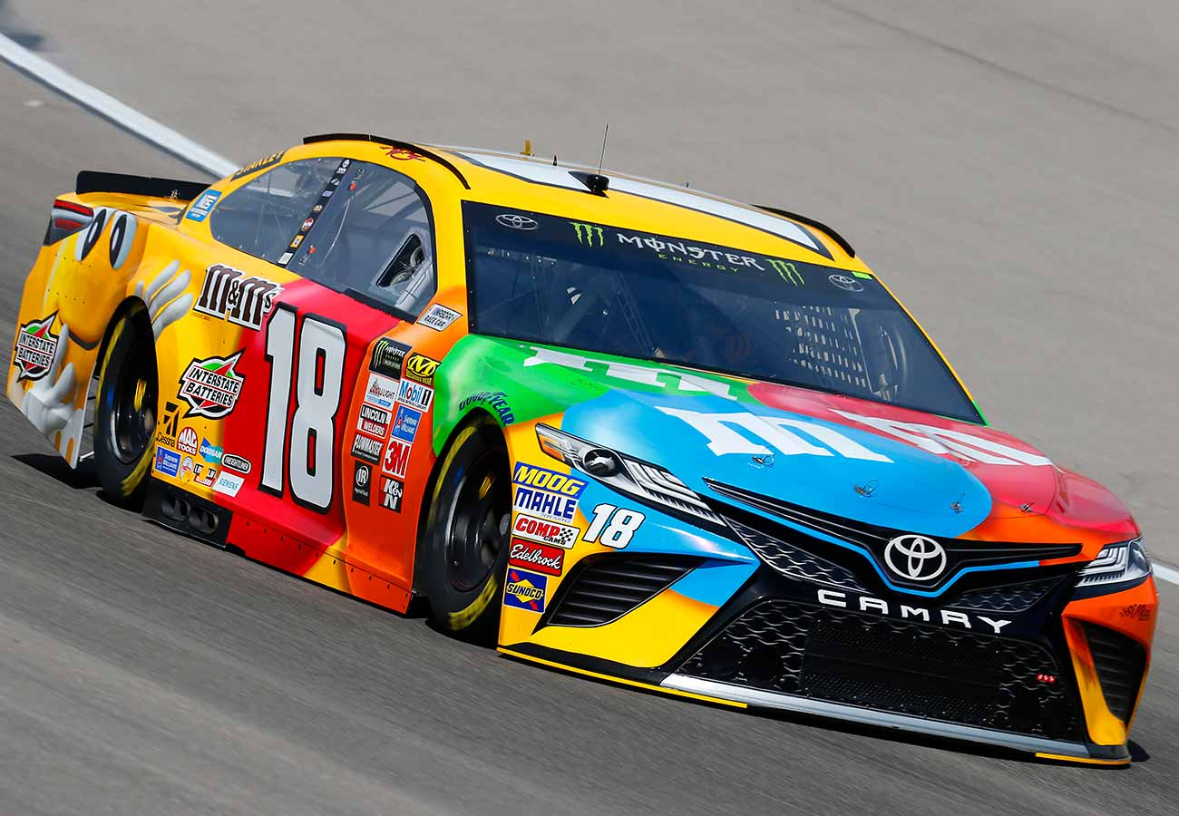 Toyota Richmond Va >> Kyle Busch | Focused on Six