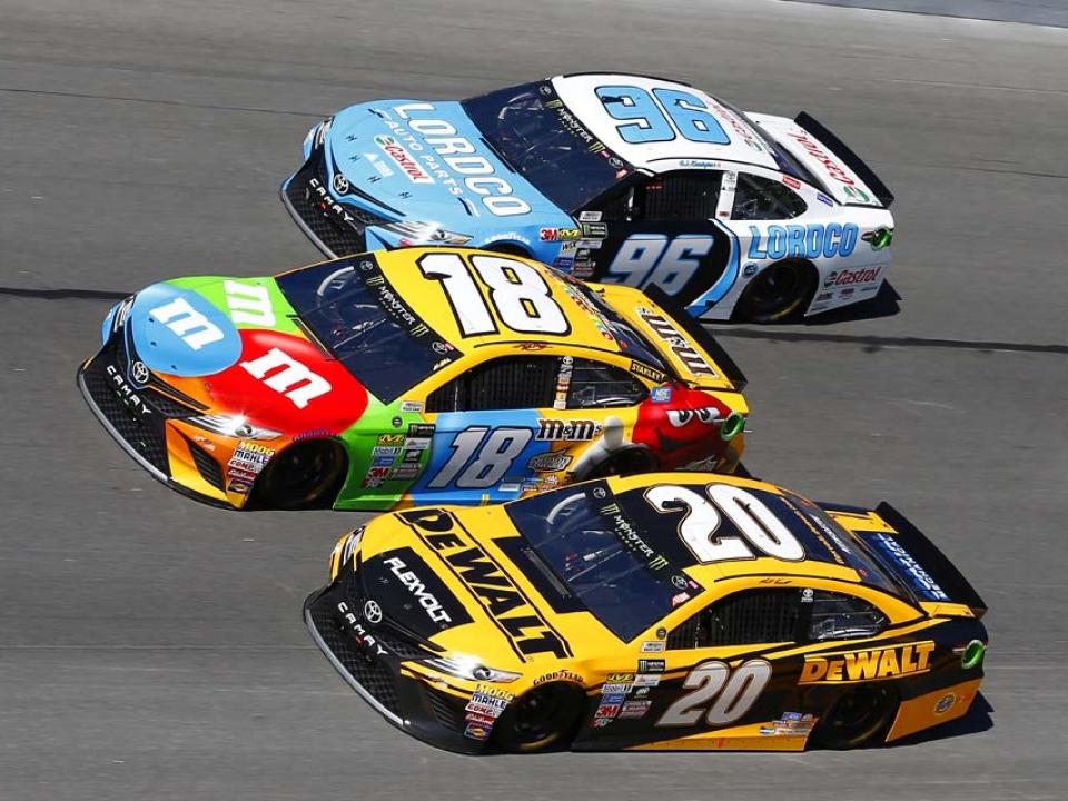 Kyle Busch Motorsports >> Kyle Busch