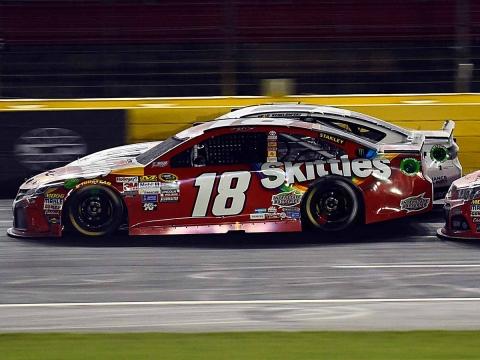 Busch 11th at Charlotte