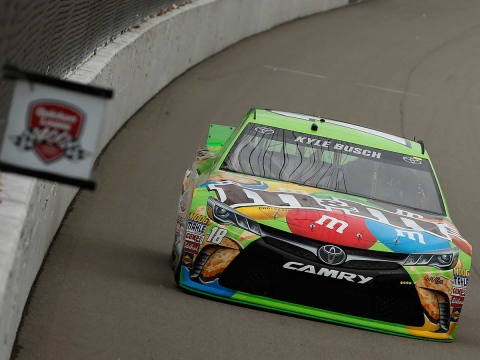 Recap: Quicken Loans 400
