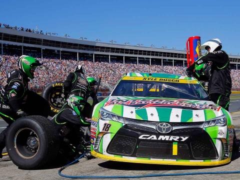 Race Recap: Bank of America 500