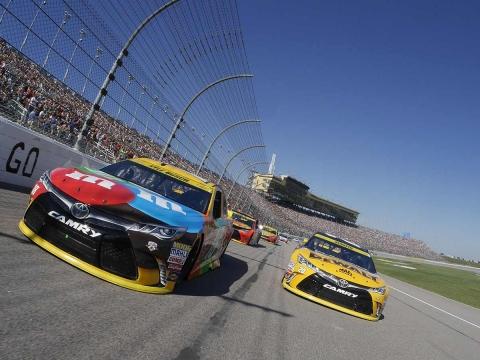 Race Recap: Hollywood Casino 400