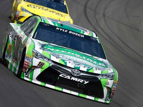 Race Recap: Pure Michigan 400