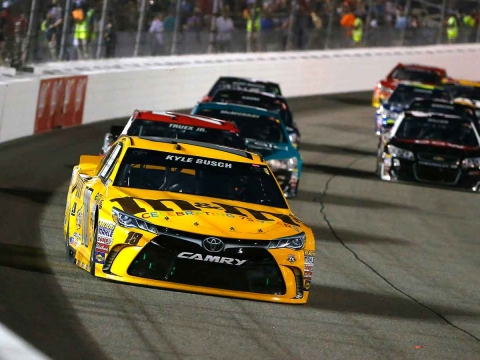 Race Recap for the Federated Auto Parts 400