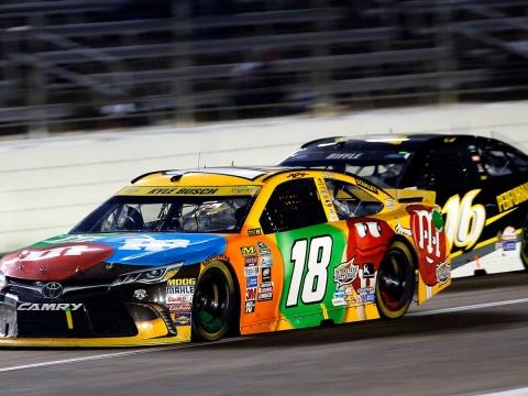 Race Recap for the AAA Texas 500
