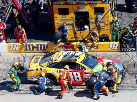 Race Recap for the STP 500