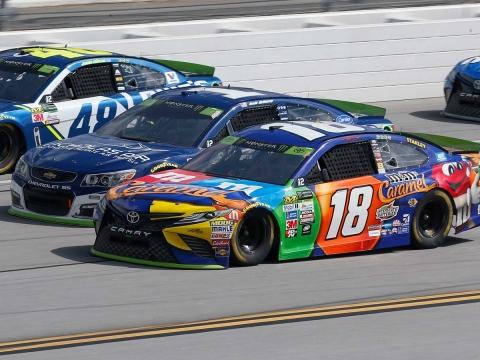 Race Recap: Alabama 500