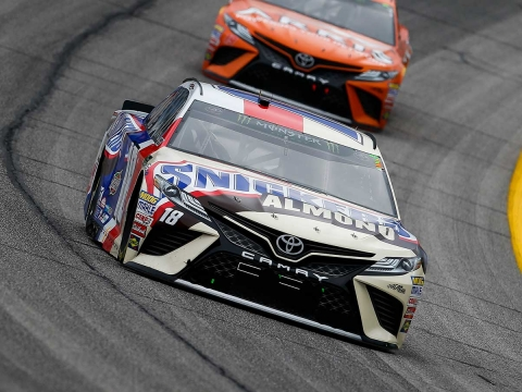 Race Recap for the Folds of Honor QuikTrip 500