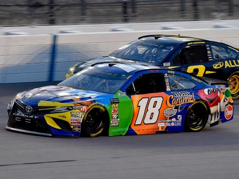 Race Recap for the KC Masterpiece 400