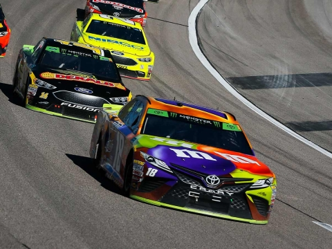 Race Recap for the Hollywood Casino 400