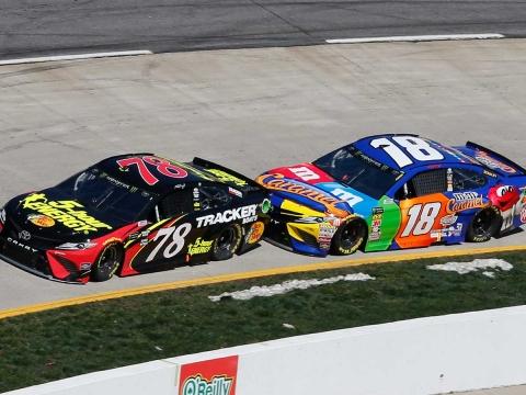 Race Recap: STP 500