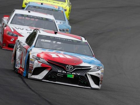 Race Recap for the Pocono 400