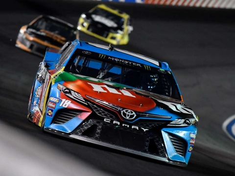 Race Recap for the Monster Energy All-Star Race