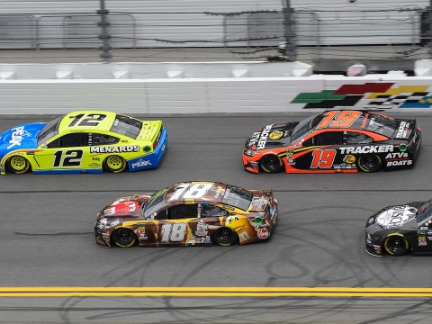 Race Recap for the Advance Auto Parts Clash