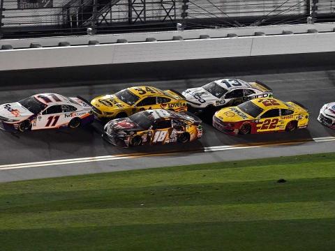 Race Recap for the 61st Daytona 500