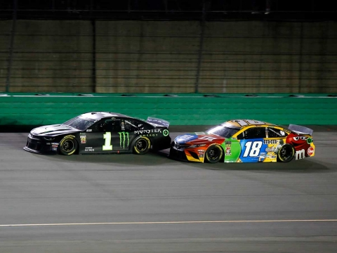 Race Recap for the Kentucky 400