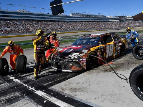 Race Recap for the Pennzoil 400