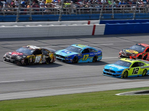 Race Recap for the GEICO 500