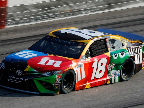 Race Recap for the Cook Out Southern 500