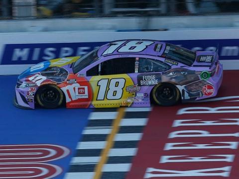 Race Recap for the FireKeepers Casino 400