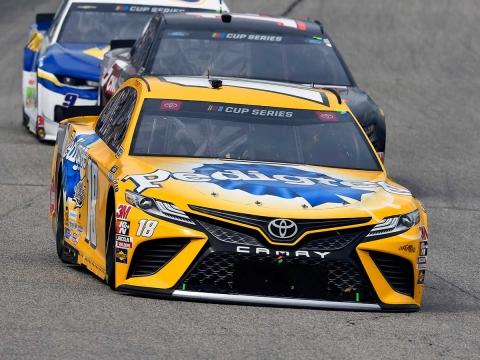 Race Recap for the Foxwoods Resort Casino 301