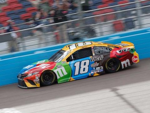 Race Recap for the Season Finale 500k
