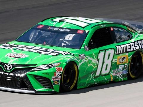 Race Recap for the O'Reilly Auto Parts 500