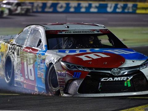 Race Recap for the Coca-Cola 600