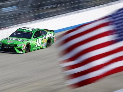 Race Recap for the Drydene 311