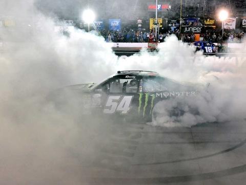 NASCAR Win Number 150