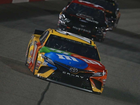 Race Recap for the Toyota Owners 400