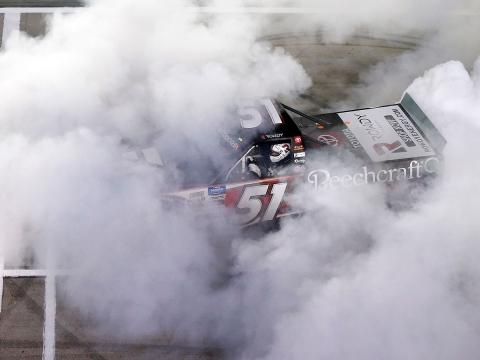 Race Recap: Strat 200