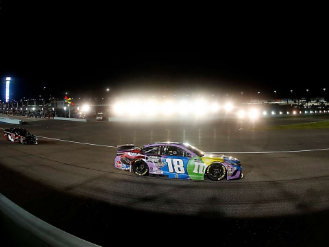 Race Recap for the Homestead 400