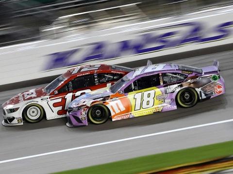 Race Recap for the Kansas 400
