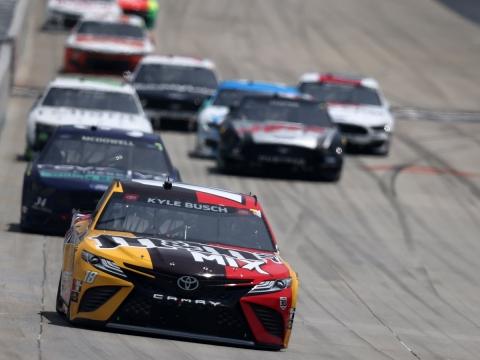 Race Recap for Drydene 400