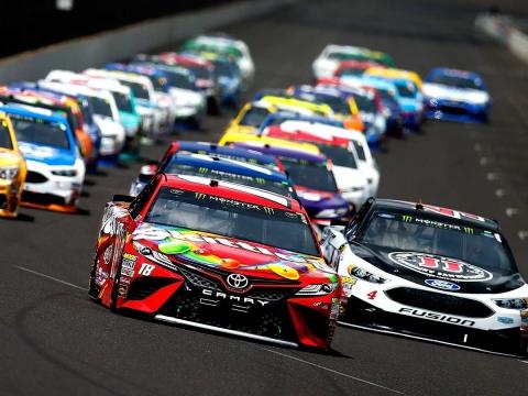 Race Recap for the Brickyard 400