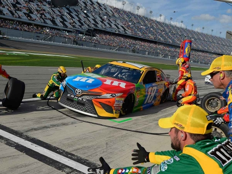 Advance Auto Parts Clash Recap