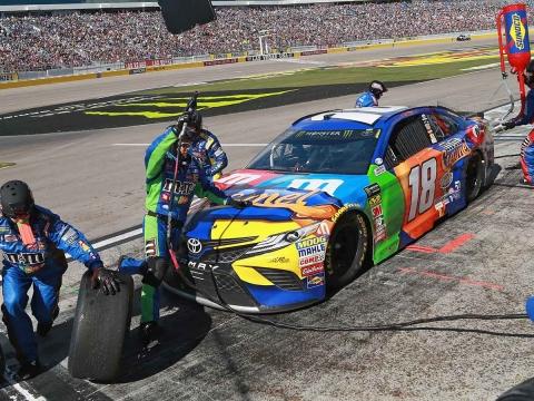 Race Recap: Pennzoil 400