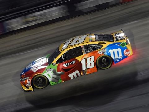 Race Recap for the NASCAR All-Star Race