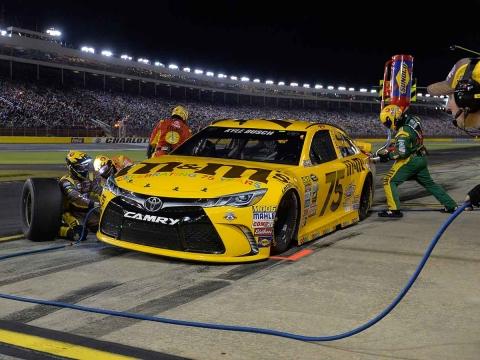 Race Recap: Sprint All-Star Race