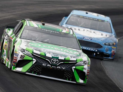 Race Recap for the Foxwoods Casino Resort 301