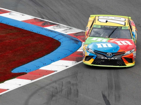 Race Recap for the Bank of America Roval 400
