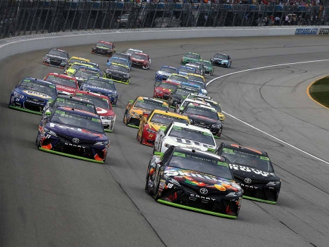 Race Recap for the Tales of the Turtles 400