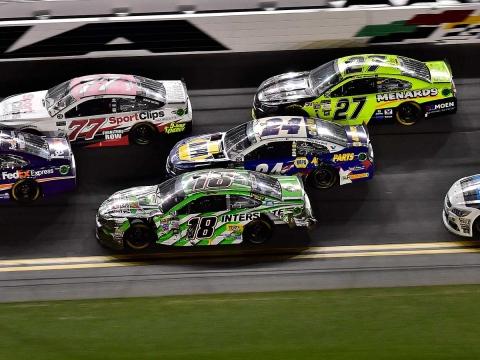 Race Recap for the Coke Zero 400
