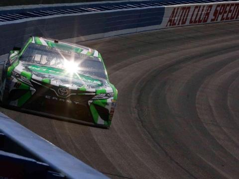 Race Recap for the Auto Club 400