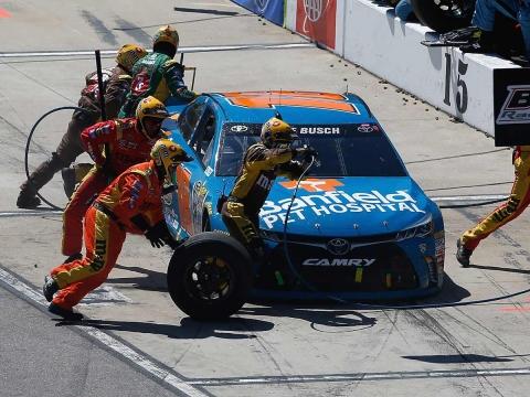 Race Recap: Toyota Owners 400
