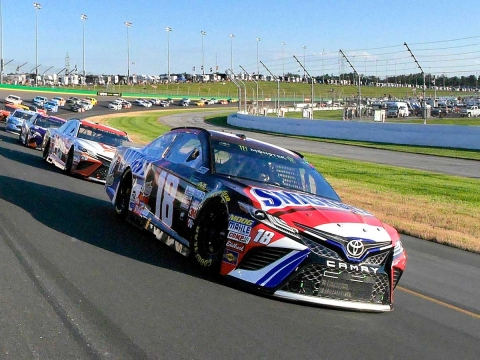 Race Recap for the Quaker State 400