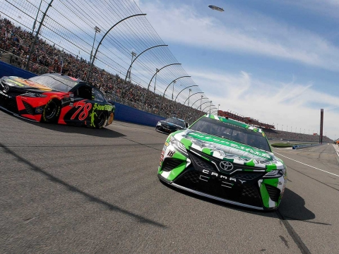 Race Recap: Auto Club 400