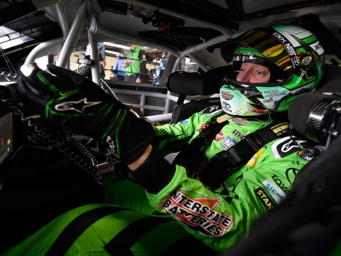 Race Recap for the Consumers Energy 400
