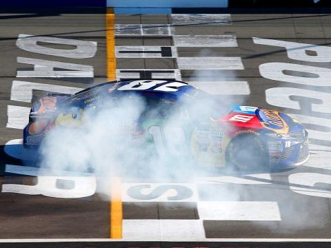 Race Recap for the Overton's 400